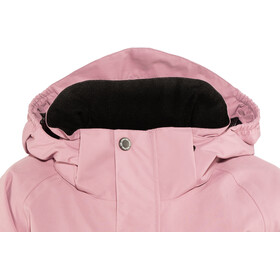 Isbjörn Cyclone Hardshell Parka Barn dusty pink